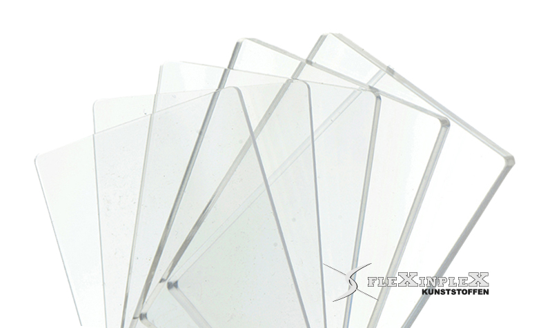 Plexiglas XT Glashelder Sample