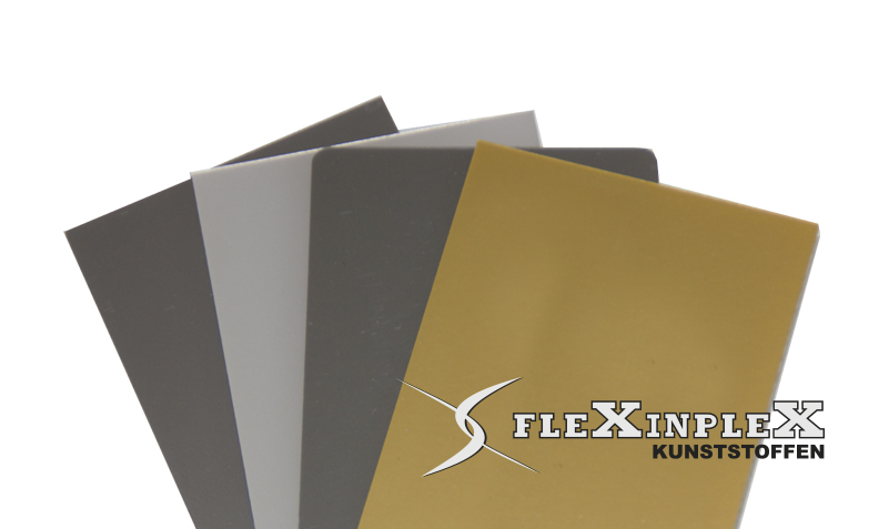 Plexiglas Metallic Gekleurd Sample